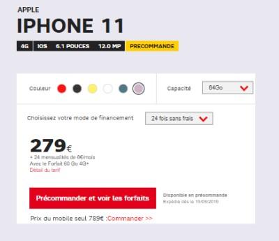 iphone11-forfait-sfr