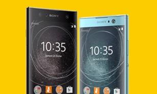 Nouveau ! Les Sony Xperia XA2, XA2 Ultra et L2 disponibles chez Sosh