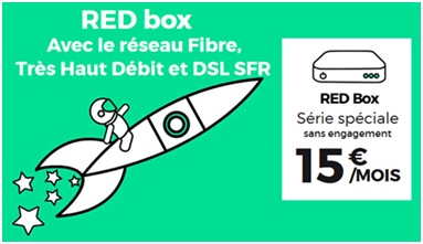 red by sfr, box, FAI