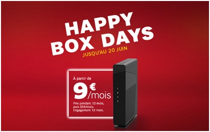 sfr, happy box days, box starter