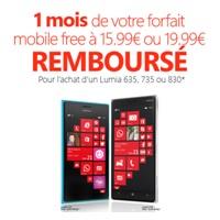1 mois de forfait Free Mobile remboursé jusqu'au 4 mars 2015