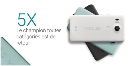 nexus 5x, google, lg
