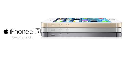 Dernières heures pour acheter l'iPhone 5s à petit prix chez Bouygues Telecom