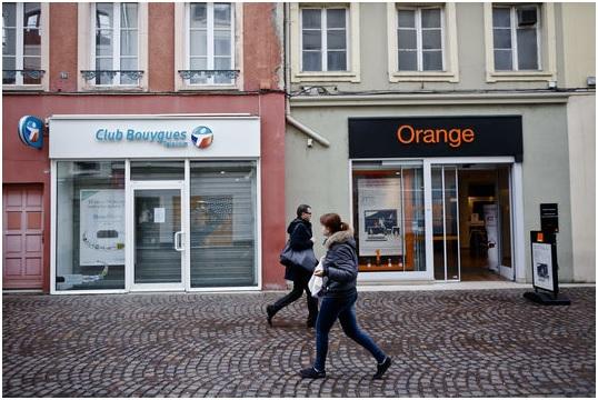 mariage, orange, bouygues telecom