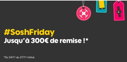sosh, black friday, smartphone