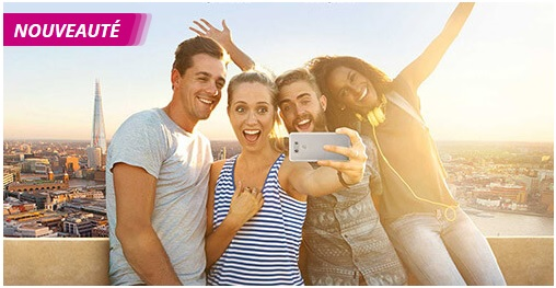 Bon plan : 100 euros de réduction immédiate sur le nouveau LG G6 chez Bouygues Telecom