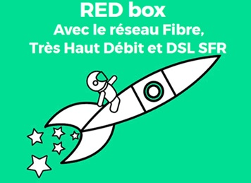 red by sfr, box, fibre