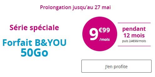 b&you, promo, bouygues telecom