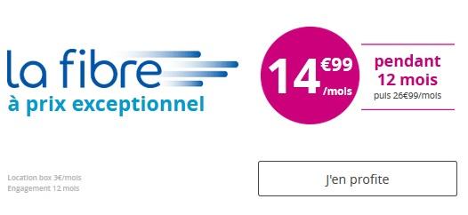 Bouygues telecom, fibre, promo