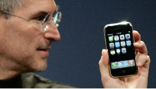 steve jobs, iphone edge, apple