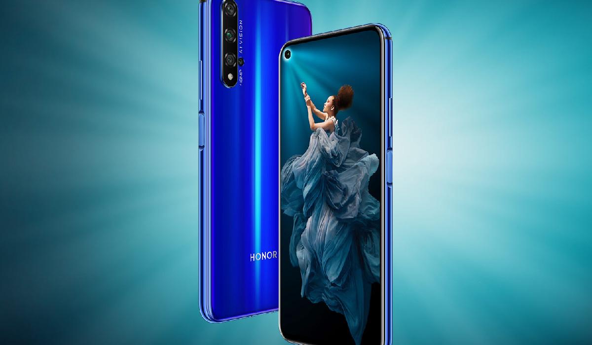 Huawei  confirme sa présence sur le marché mobile avec le lancement du Honor 20
