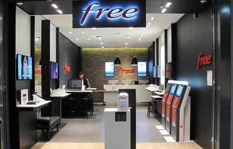 qualit de service 3g free mobile vente priv e freebox le r cap de la journ e. Black Bedroom Furniture Sets. Home Design Ideas
