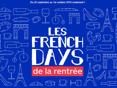 Logo French Days Boulanger