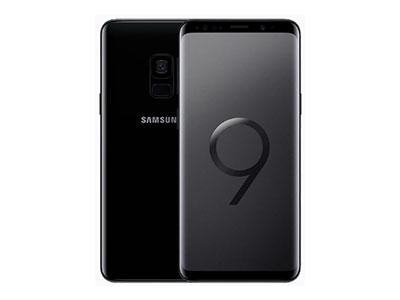 Le Galaxy s9 de face et de dos