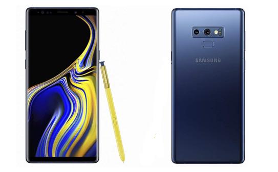 Voici où obtenir le Samsung Galaxy Note 9 avec 35% de remise