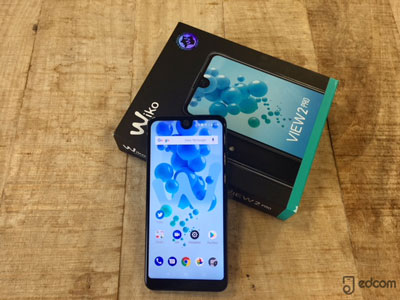 Test du Wiko View 2 Pro : La belle surprise !
