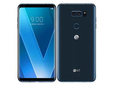 Le LG V30 de face et de dos