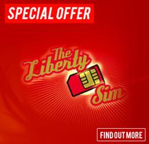 Liberty Sim de Virgin Mobile