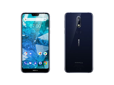 Nokia 7.1 : Encoche, Snapdragon, double module photo...une fiche technique prometteuse