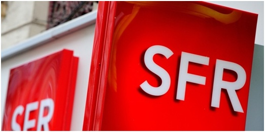 SFR, altice media groupe