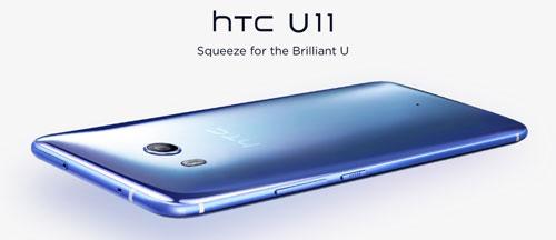 HTC U11 Life et HTC U11 Plus : La marque élargit sa gamme U