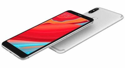 Le Xiaomi Redmi S2 de face et de dos