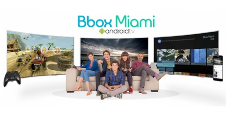 new technologies 2015 bbox miami beta android tv open to bouygues telecom subscribers edcom. Black Bedroom Furniture Sets. Home Design Ideas