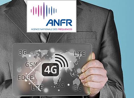 anfr réseau 4G