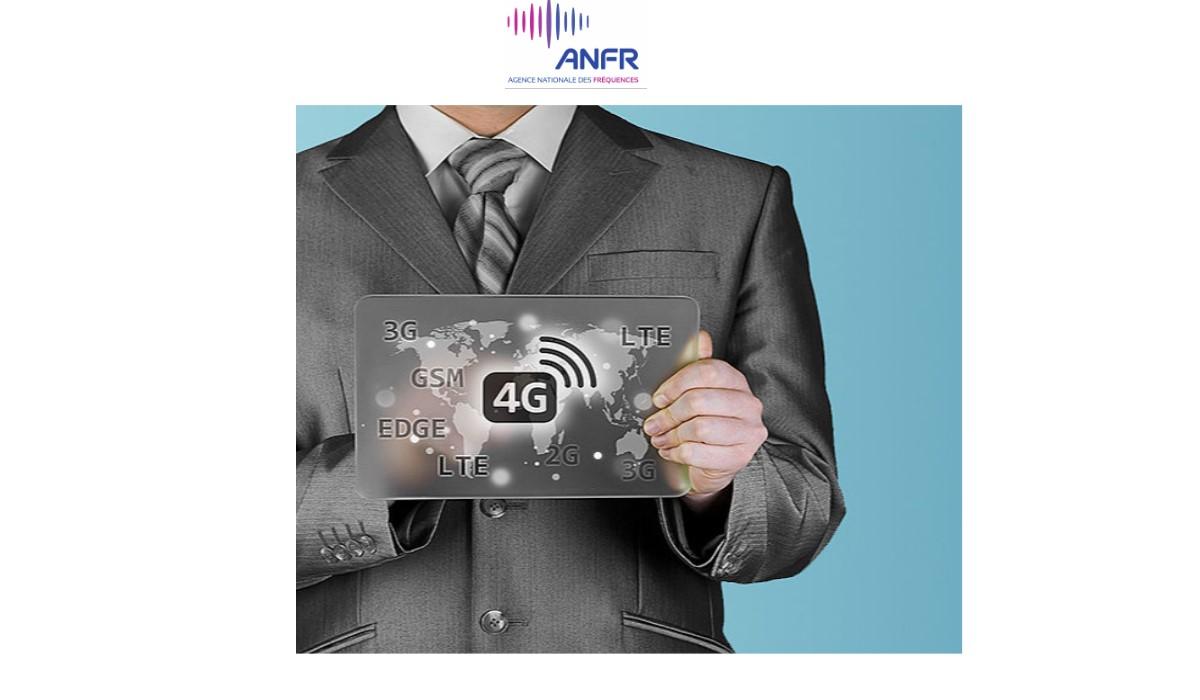 Baromètre ANFR de mars 2019 : Orange leader sur la 4G, Bouygues Telecom en avance sur la 5G