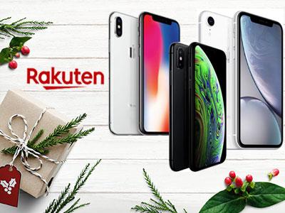 Les meilleures affaires Apple à saisir chez Rakuten