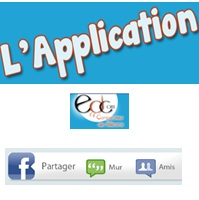 Application EDCOMPARATEUR  sur Facebook