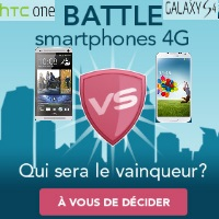battle bouygues telecom htc one galaxy s4