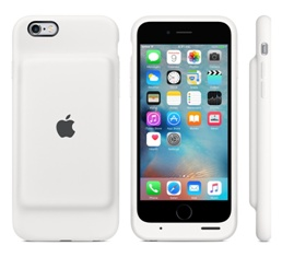 Apple : Boostez la batterie de votre iPhone 6 ou 6S avec la Smart Battery Case !