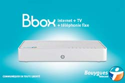 Bouygues Telecom chaines tv bbox