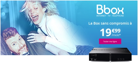 la bbox de bouygues telecom une offre compl te pour. Black Bedroom Furniture Sets. Home Design Ideas