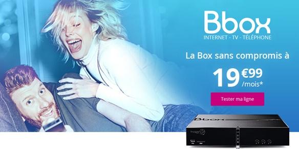 bbox, bouygues Telecom
