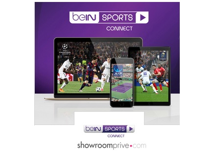 beIn Sports Connect en vente privee