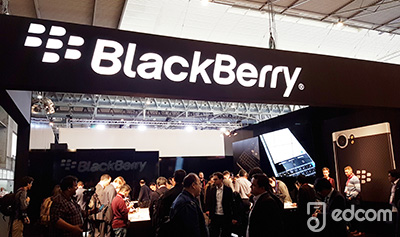 blackberry keyone une prise en main agr able et un design atypique d voil s au mwc 2017. Black Bedroom Furniture Sets. Home Design Ideas