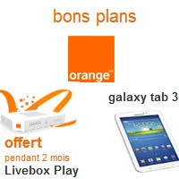 d couvrez les nouvelles promotions internet de no l chez orange. Black Bedroom Furniture Sets. Home Design Ideas