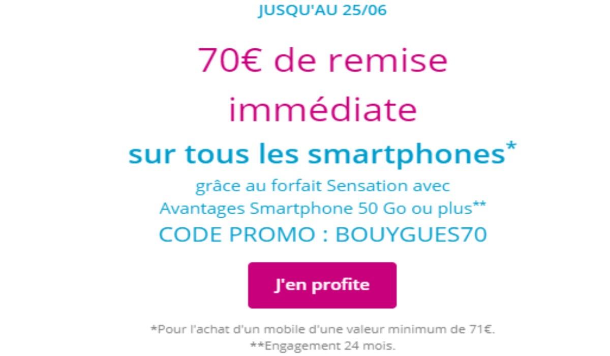visuel promo smartphone bouygues telecom