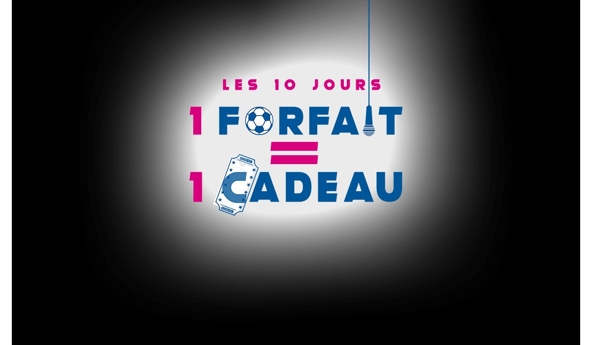 Opération Les 10 jours de Bouygues Telecom : 1 forfait mobile = 1 cadeau