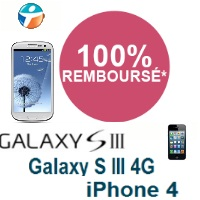 galaxy S3 iPhone 4 bouygues telecom