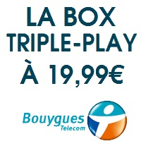 la guerre est d clar e une offre internet tripleplay chez bouygues telecom. Black Bedroom Furniture Sets. Home Design Ideas