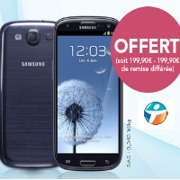Bouygues telecom galaxy s3