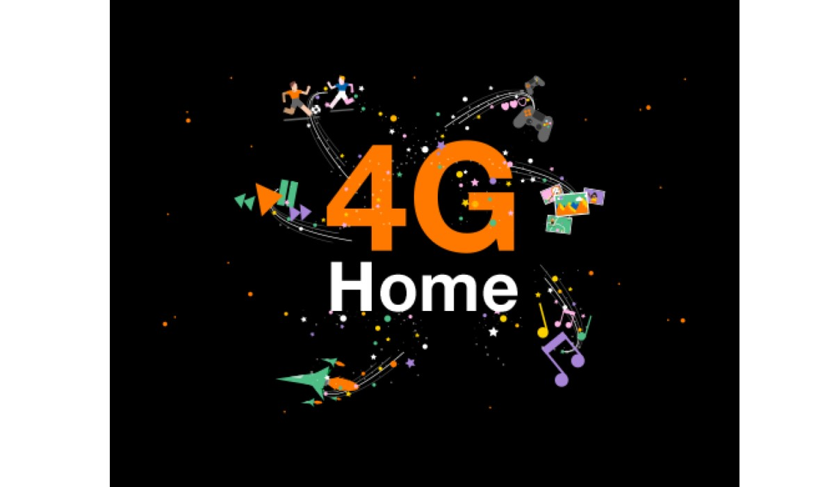 visuel home 4G orange