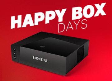 box starter happy box days