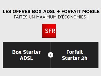 Box + Mobile SFR starter