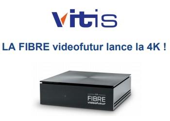 Nouvelle BOX 4K de Vitis