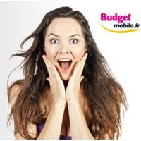 Forfait  mobile 10H + 1000 SMS + 1Go à 7.49€ chez Budget Mobile
