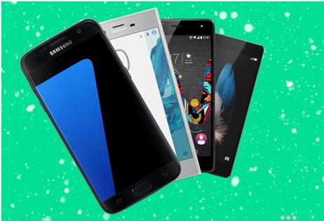 Cadeau de dernière minute : offrez un Smartphone sans vous ruiner avec l'opérateur RED By SFR